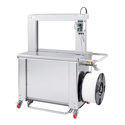 TP702SS Stainless Steel Automatic Strapping Machine