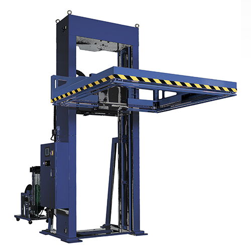 TP733H Automatic Horizontal Pallet Strapping Machine
