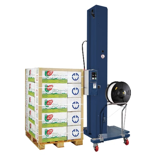 Semi-automatic Horizontal Pallet Strapping Machine TP502MH
