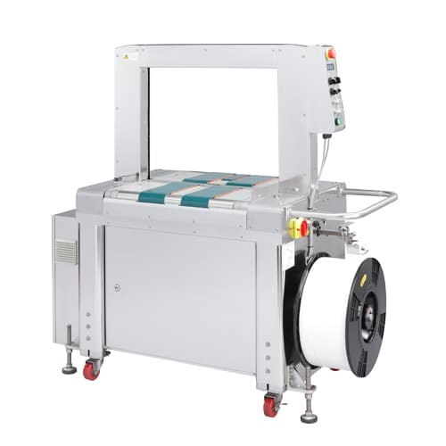 TP702BSS Stainless Steel Fully Automatic Strapping Machine