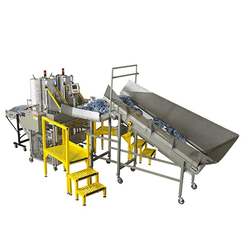 Vertic-L Dual Bagging Equipment