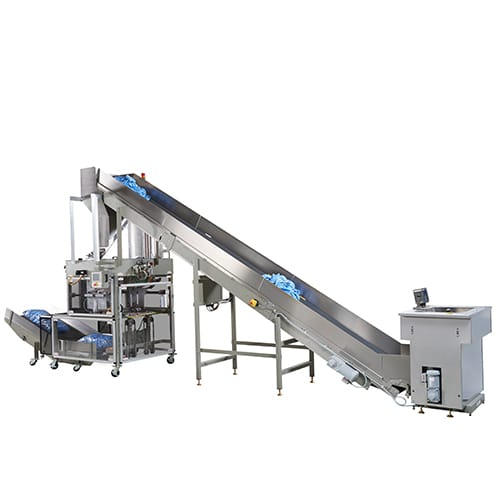 Vertic-l Weigh Bagging Equipment